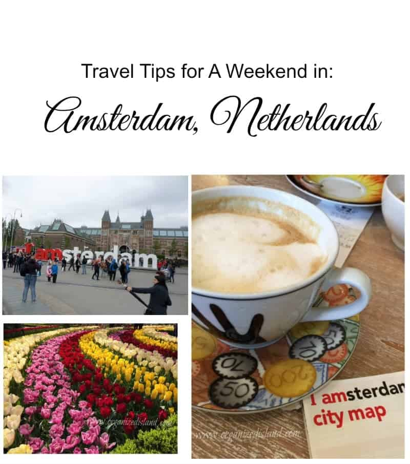 How to Spend A Weekend in Amsterdam, Netherlands