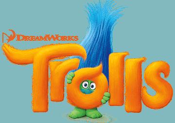 Trolls movie coming soon