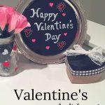 Valentine Chalkboard Sign
