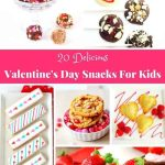 Easy Valentine's Day Snacks for Kids