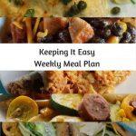 Menu Ideas for Supper
