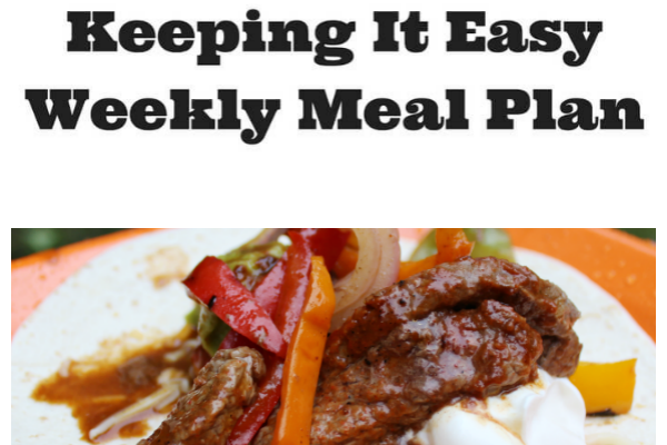 Menu Planning Ideas for the Family