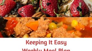 Family friendly dinner recipes for your menu planning!