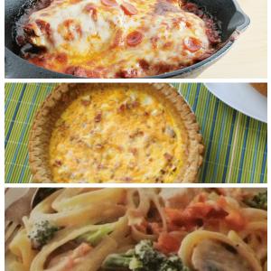 Cheap dinner ideas for the family!