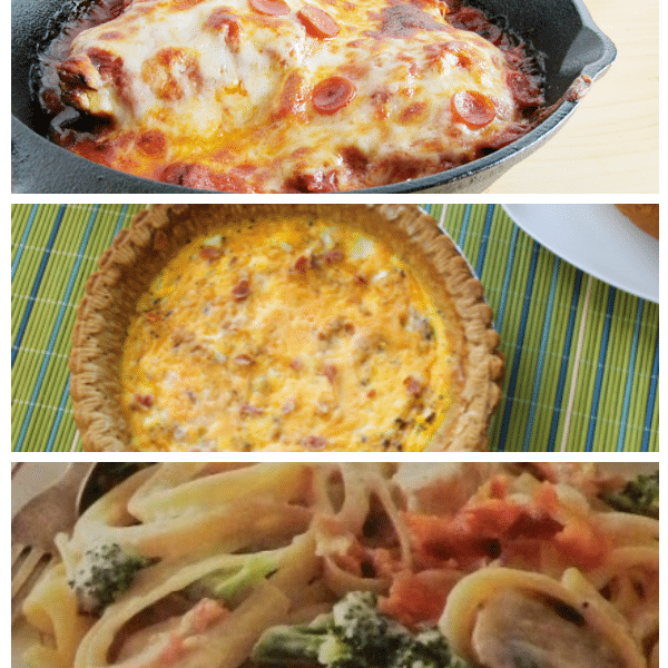 Inexpensive Dinner Ideas: Cheap Meal Ideas For Family