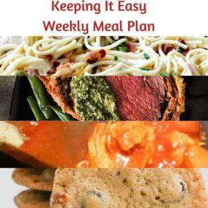 Easy Weeknight Meal Ideas