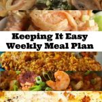 Weekly Meal Plan 9