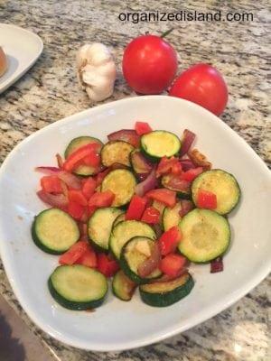 Easy Zucchini Recipe