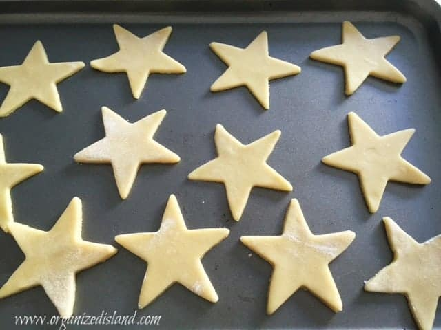 These award show cookies are crisp, thin and just perfect!