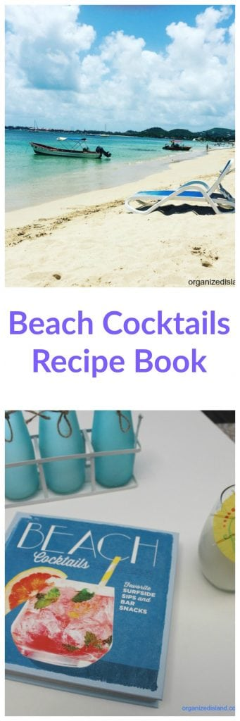 Beach Cocktail Recipe Book