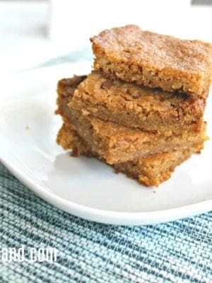Best Blondies Cookie Recipe