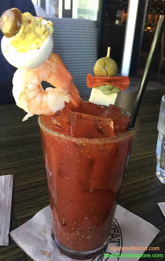 Brunch Idea - Early Bird Happy Hour- Jimmy's Famous American Tavern