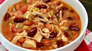 Chicken Chili recipe