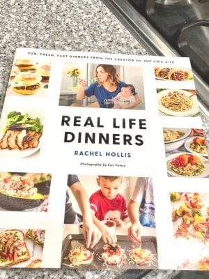 Keeping it Simple with Real Life Dinners from Rachel Hollis