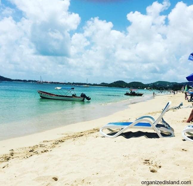 Caribbean beach cocktail recipes