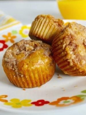 Easy Carrot Muffin Recipe