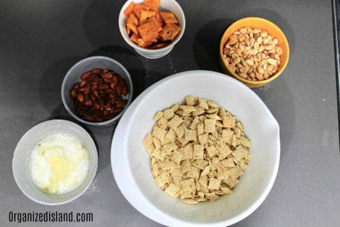 Chex mix party recipe