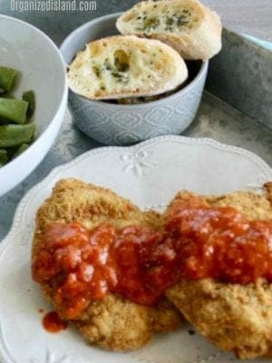 Weeknight Chicken Pomodoro