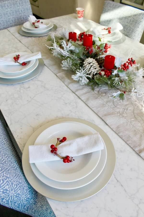 Christmas party tips that will help you throw a holiday party without stress.