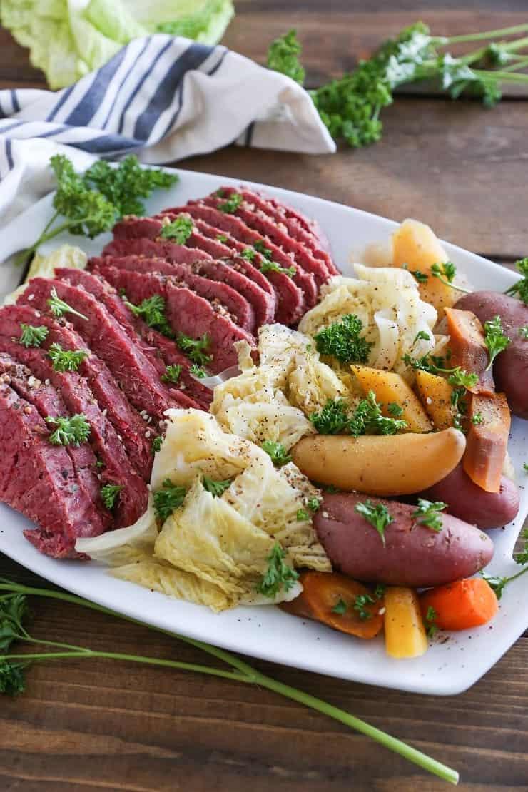 Dinner Ideas for St. Patricks Day
