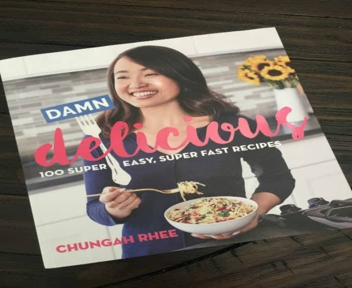 Damn Delicious Cookbook Review - New Cookbooks for a new year!