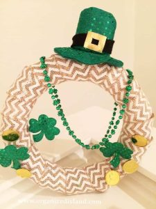 Save money by decorating with dollar store items!