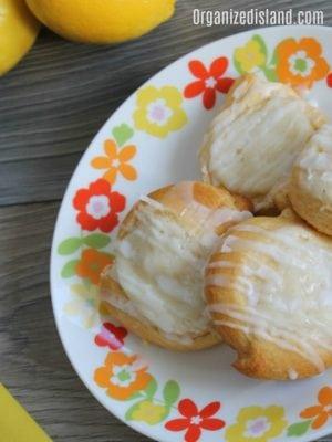 Easy Lemon Breakfast Pastries