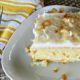 This easy mango coconut cake recipe is moist and delicious! Perfect for a gathering or as a family treat.