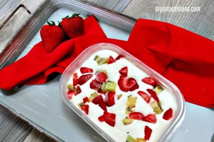 Easy no churn ice cream recipe