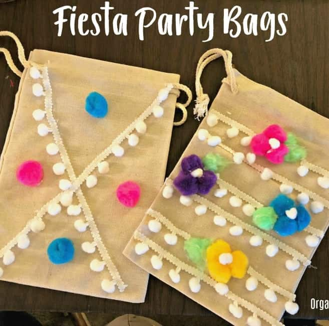 Fiesta Party Bags