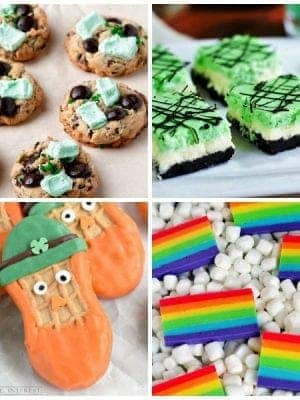 Awesome St. Patricks Day Dessert Ideas