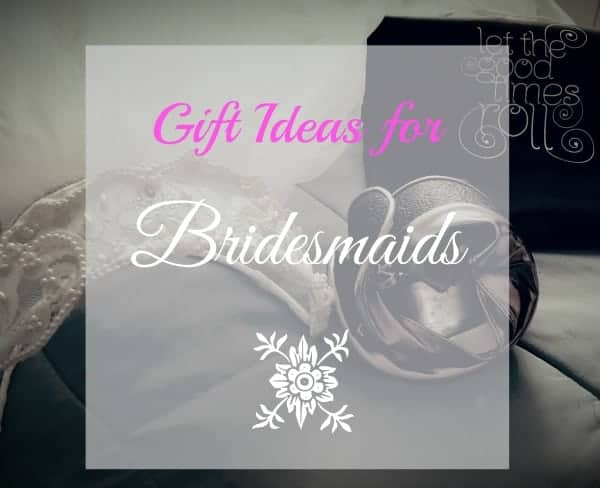 Bridal Party Thank You Gift Ideas