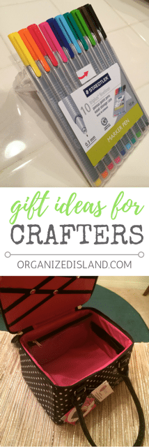 Looking for a gift for your favorite crafter? Check out these great gift ideas!