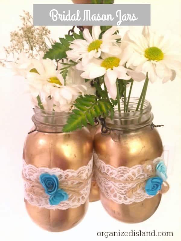 wedding mason jars