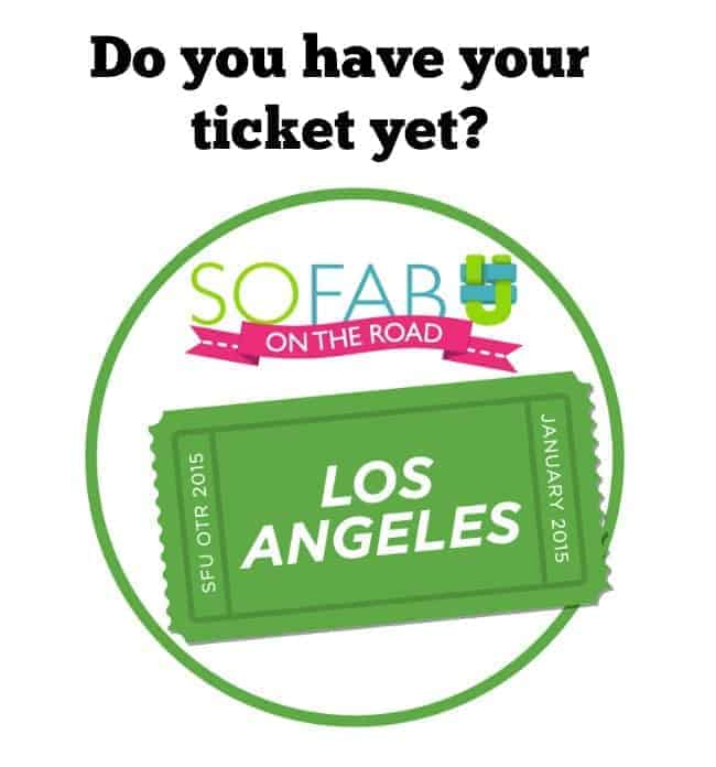 SoFabU On The Road – Los Angeles