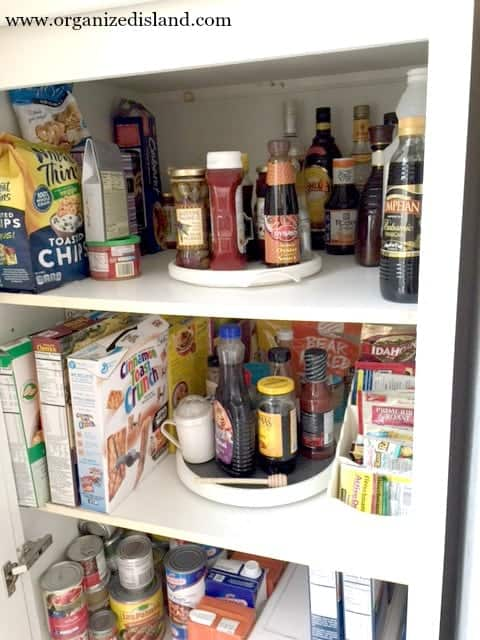 Pantry Organizing tips to keep it organized and tidy!