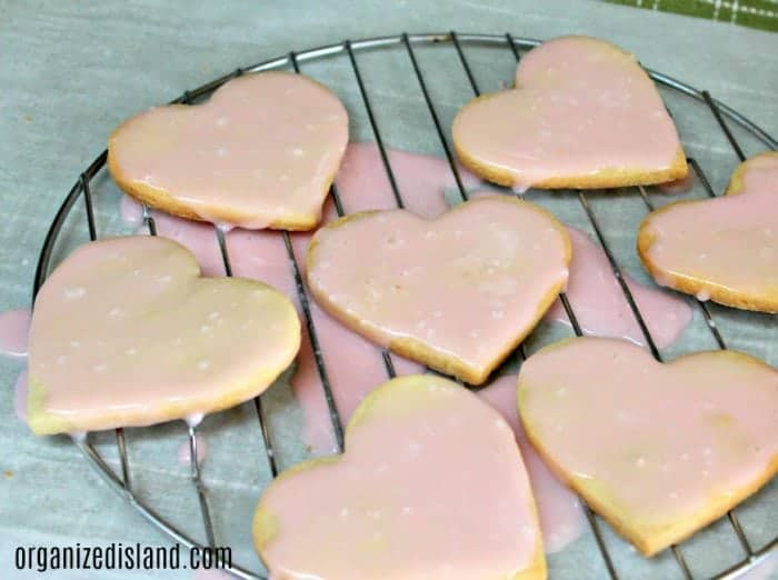 A tasty and easy Valentine's sugar cookie recipe