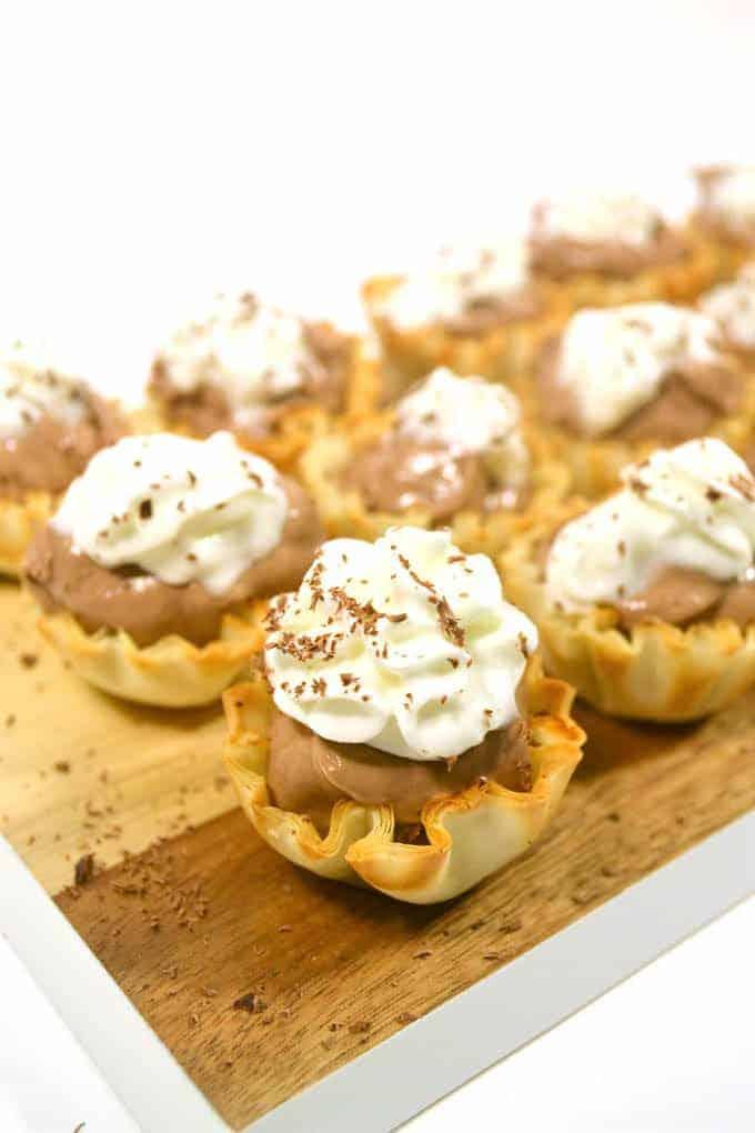Thanksgiving dessert ideas that are not pie,