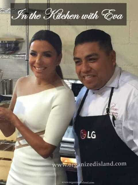 In the Kitchen with Eva Longoria and LG