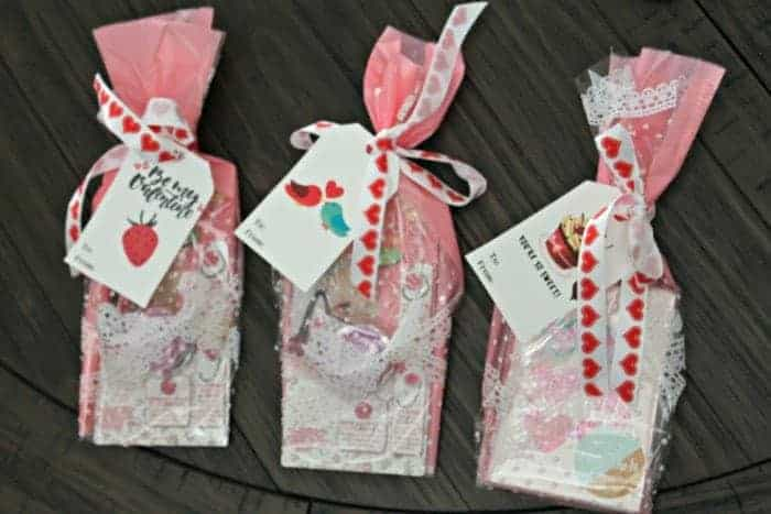 Valentines Gift Bag Ideas