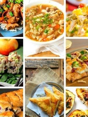 Turkey Leftover recipe ideas