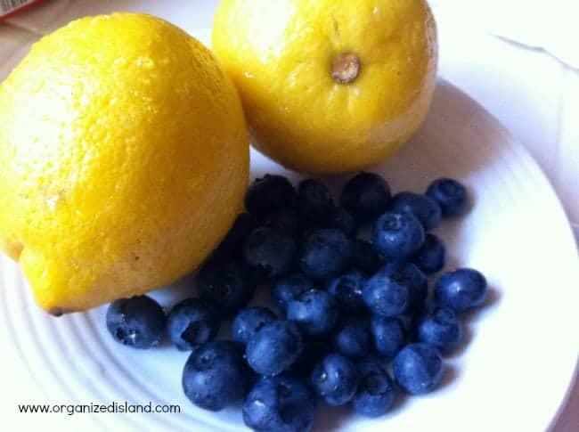 Boxed Pound Cake To Blueberry Lemon Poundcake