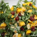 Mango Arugula Salad Recipe