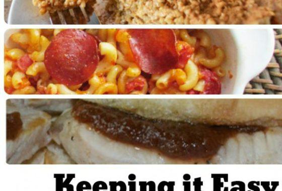 Quick Dinner Ideas for Tonight