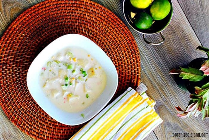Easy mexicorn chowder is a really cheap dinner idea too!