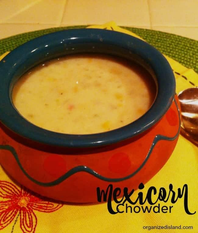 MexiCorn Chowder