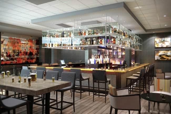 nFuse Bar area