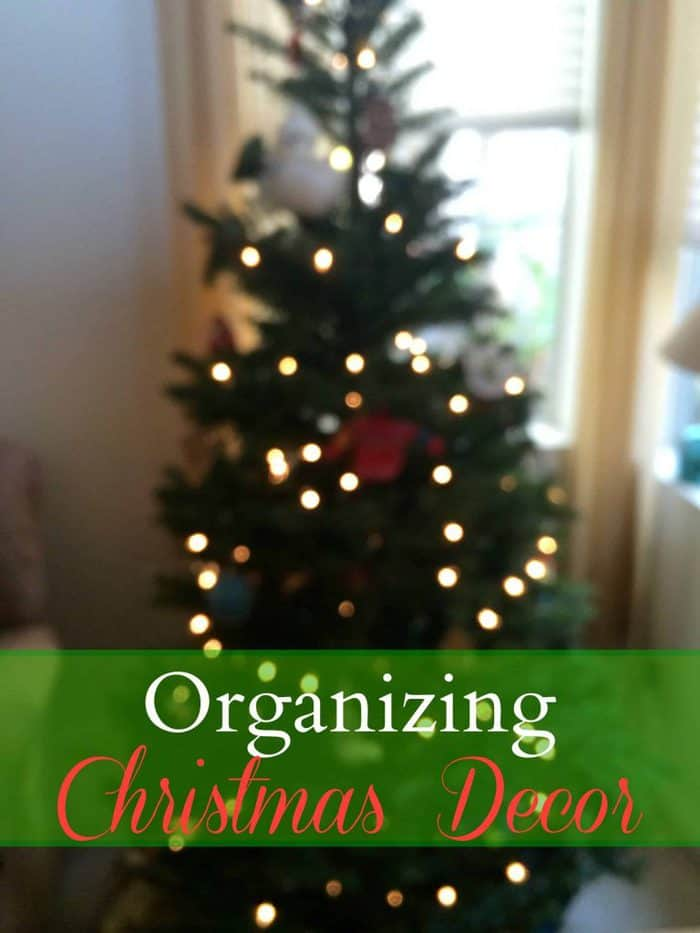 organizing your christmas decor easy ideas to save you time