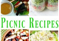 Picnic Salad Recipe Ideas for your next outing.