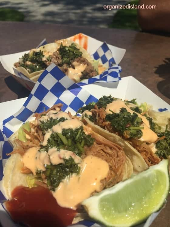 Fun Times at the Sabroso Taco Festival -